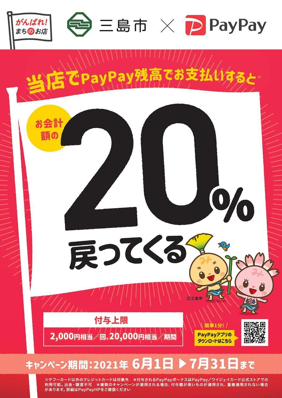 三島市×PayPay